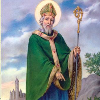 La Confesión de San Patricio